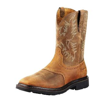10010889 Men's Ariat Sierra Square Toe Work Boot