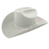 428-1 Silver Stampede Cowboy Hat by Bailey